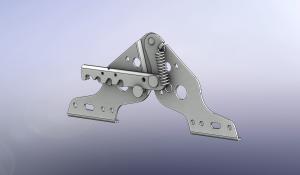 Backrest Three Level Mechanism Image