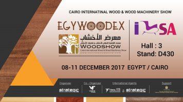 Egywoodex Fuar Katılımı